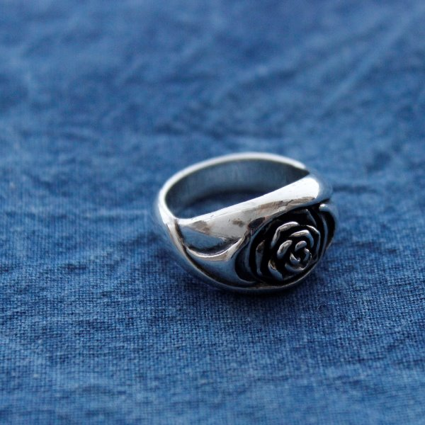 MUSES SLOVER 925 SILVER RING