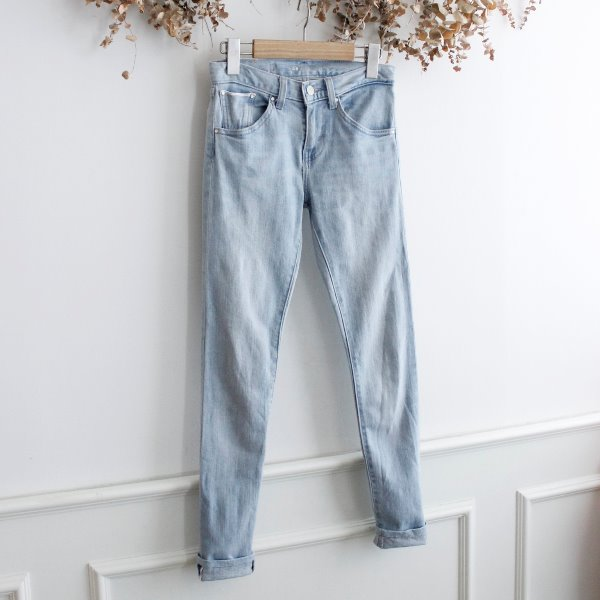 LEVI'S _ SELVEDGE DENIM