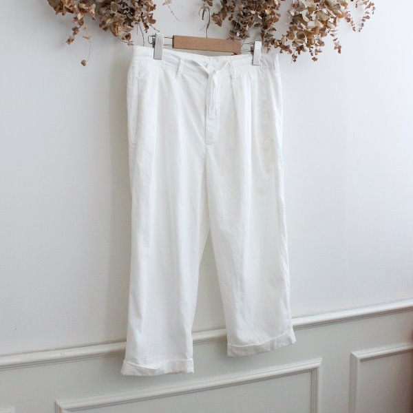 NORTHERN NINE _ LINEN COTTON PANTS
