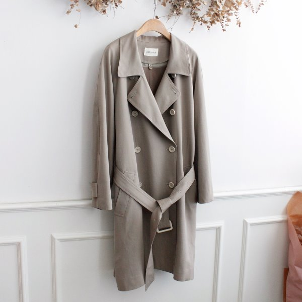 FACE A FACE _ WOOL TRENCH COAT