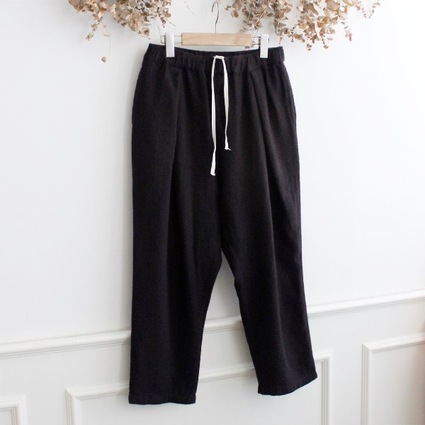 SUN VALLEY _ LINEN BLEND PANTS