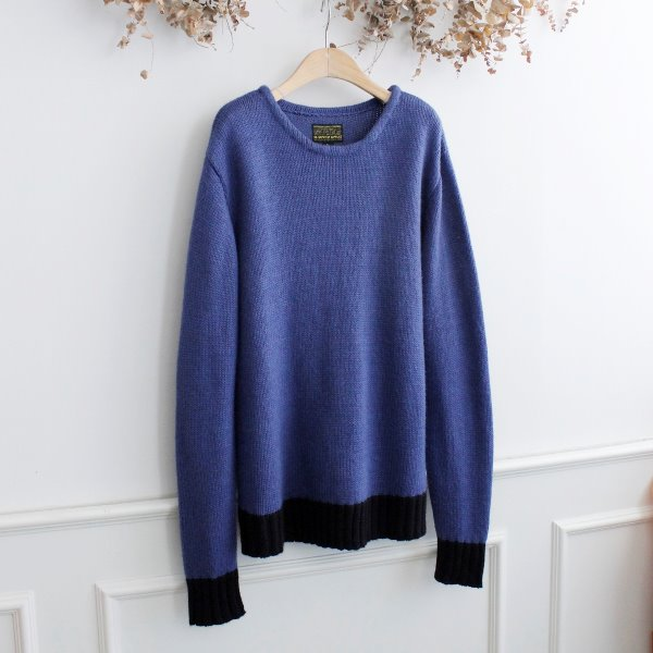 68&BROTHERS _ WOOL BLEND KNIT