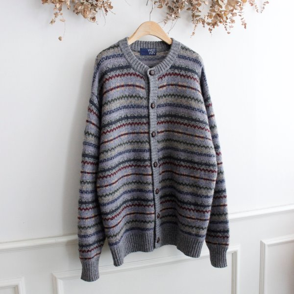 WEST WIN _ PURE NEW WOOL KNIT CD