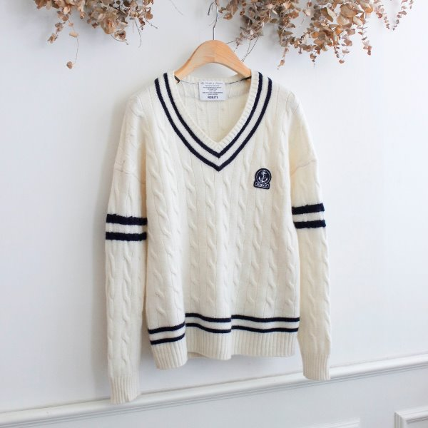 FIDELITY _ WOOL 100% KNIT