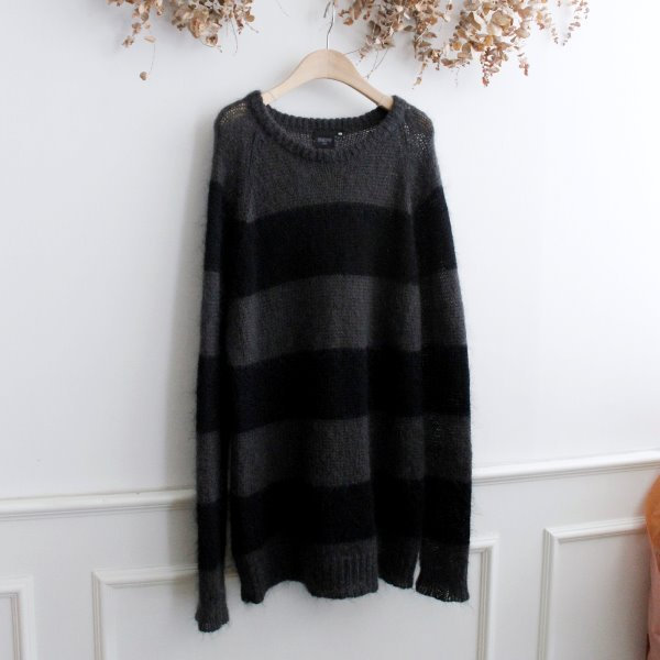 DEPT _ MOHAIR KNIT