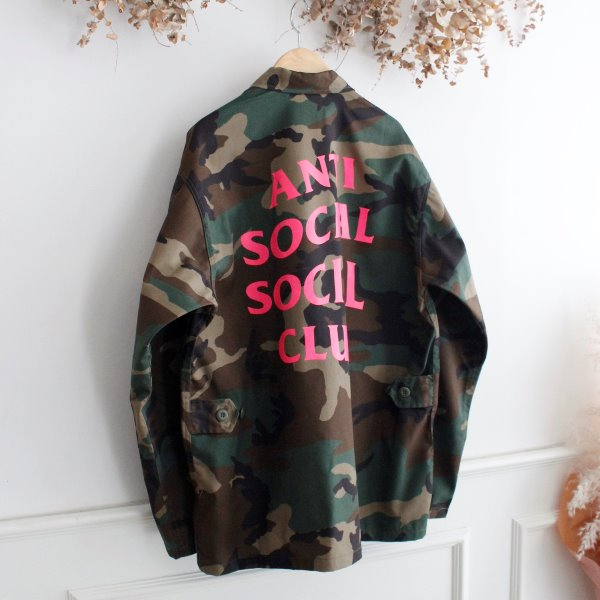 ANTI SOCIAL SOCIAL CLUB -M SIZE-