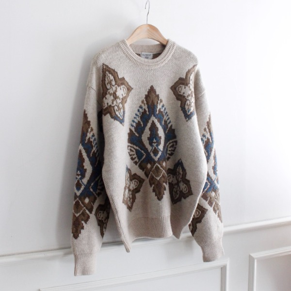 ELEMENT _ WOOL KNIT