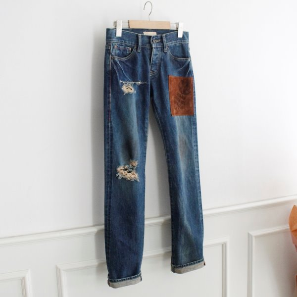 SAH MAHA STHAMA _ SELVEDGE DENIM
