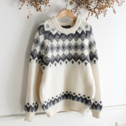 THE FIRST CLUB _ WOOL 100% KNIT
