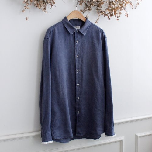 LOST MONARCHY _ LINEN 100% SHIRTS