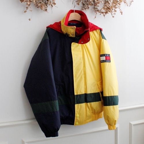 TOMMY HILFIGER _ DUCK DOWN JK