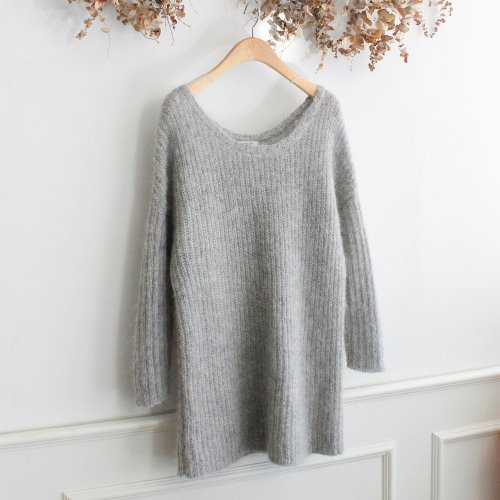 TOTALITE _ MOHAIR,WOOL,ALPACA KNIT