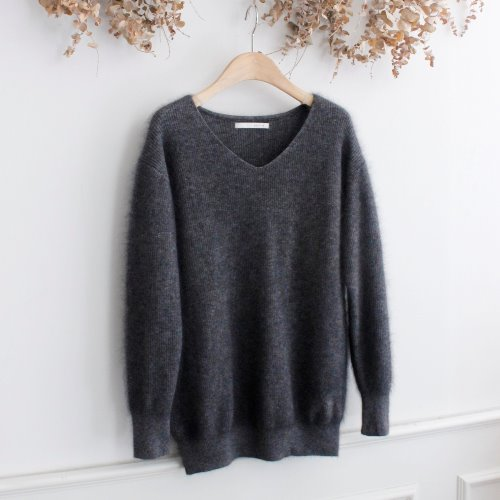 QUALITE _ WOOL 100% KNIT