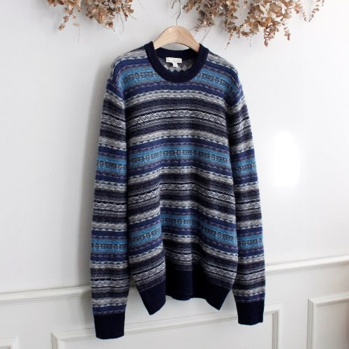 GAP _ LAMBSWOOL BLEND KNIT