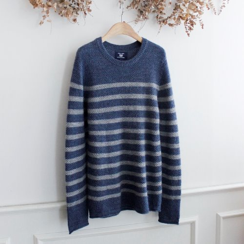 COMME CA COMMUNE _ WOOL & ALPACA BLEND KNIT