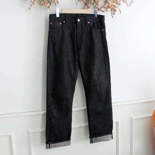 UNIQLO _ SELVEDGE DENIM