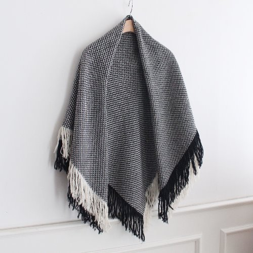 MAGINE _ 100% WOOL SHAWL