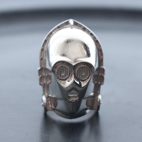 1997's JAP工房×STAR WARS 925 SILVER RING